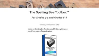 Photo of The Spelling Bee Toolbox Books