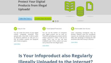 Photo of E-book Protection Pro – We Protect Your Digital Products!