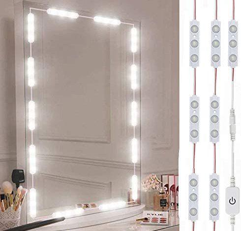 Led Vanity Mirror Lights Hollywood