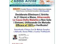 Photo of Addio Artrite™ | Il Trattamento Naturale Per L'Artrite