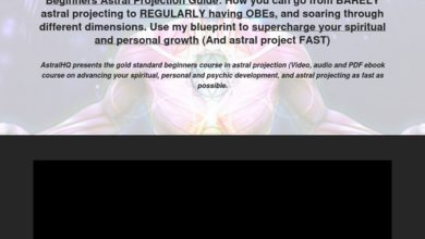 Photo of The Best Astral Projection Course: Online OBE Training (PDF Ebook)