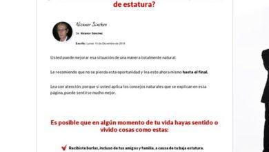 Photo of El Secreto De La Estatura. 90% De Comisión!