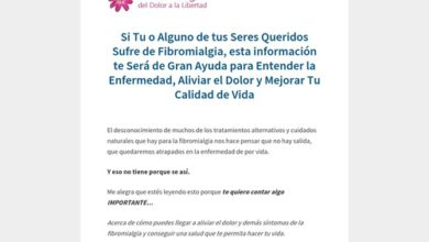 "Photo of Libro ""Fibromialgia, del Dolor a la Libertad"""