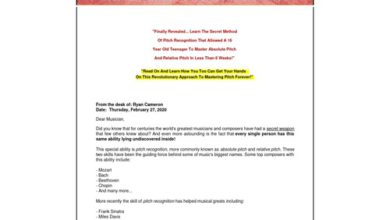 Photo of Pure Pitch Method – Master Absolute Pitch & Relative Pitch