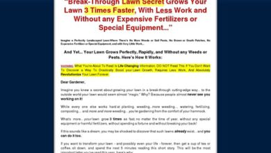 Photo of Lawn Care Magic – Grows the Perfect Lawn Fast and Without any Weeds or Pests!