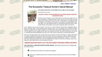 Photo of The Successful Treasure Hunter's Secret Manual