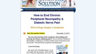 Photo of The Neuropathy Solution Solves Your Peripherhal Neuropathy Pain