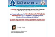 Photo of Curso Maestro Reiki – Unico En Español. 90% Comision