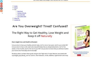 Photo of Best Weight Loss Books – Build up Your Healthy and Slim Body