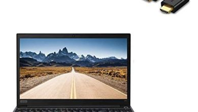 Photo of 2020 Lenovo ThinkPad E15 15.6″ FHD Full HD (1920×1080) Business Laptop (Intel 10th Quad Core i5-10210U, 16GB DDR4 RAM, 512GB PCIe SSD) Type-C, HDMI, Windows 10 Pro + IST Computers HDMI Cable