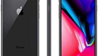 Photo of Apple iPhone 8, Boost Mobile, 64GB – Gray (Renewed)