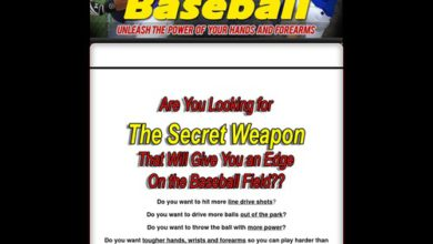 Photo of Ultimate Forearm Training for Baseball | The Secret Weapon of Baseball Strength Training to Immediately Change Your Performance on the Field | Forearm Strength for Baseball | Grip Training for Baseball