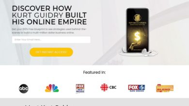 Photo of How To Build An Online Empire – Kurt Guidry Marketing