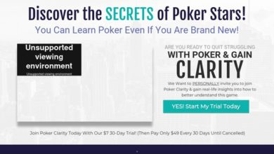Photo of Poker Clarity – Poker Training From Professionals