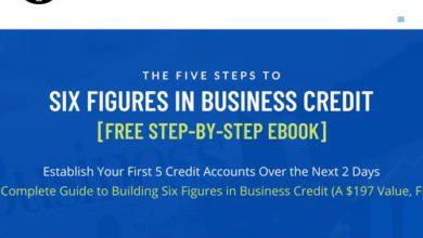 Photo of Business Credit Blitz – Six Figure eBook Giveaway