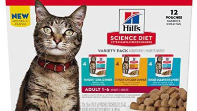 Photo of Hill's Science Diet Wet Cat Food Pouches, Adult, 2.8 oz Pouch