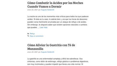 Photo of AUGUSTO GOLDSMITH – Nutricionista Especializado en Problemas Digestivos