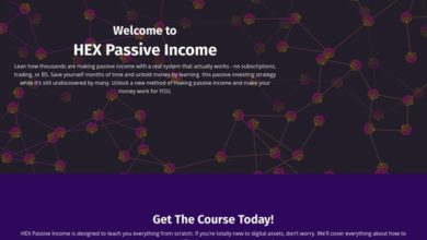 Photo of Hex Passive Income – Investing Strategy To Make Money Online